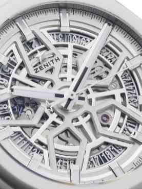Zenith Defy Classic Watch Exclusively For Farfetch Watch Releases