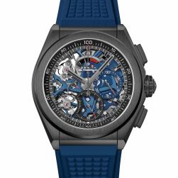 Zenith Defy El Primero 21 Limited-Edition Watch Released As Boutique Exclusive Watch Releases