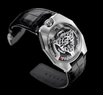 URWERK UR100 SpaceTime Watch Tracks The Earth From Your Wrist Watch Releases