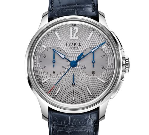 Czapek & Cie Faubourg de Cracovie Secret Alloy Chronograph Watch To Debut At Watch Time New York Watch Releases