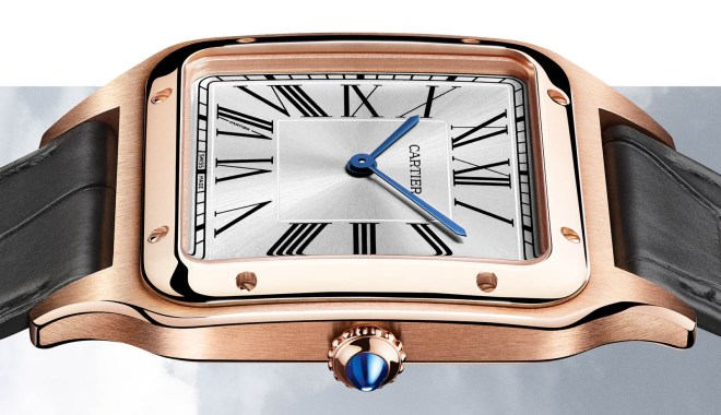 Cartier Santos-Dumont XL Hand-Wind Watches For 2020 Now Also In Steel Watch Releases