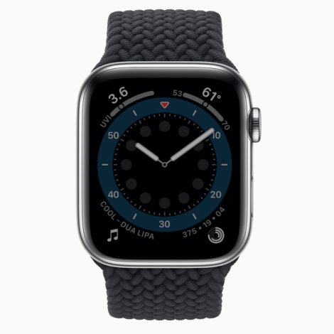 The New Apple Watch Series 6 Gets Colorful Updates, Now Measures Blood Oxygen Levels Watch Releases