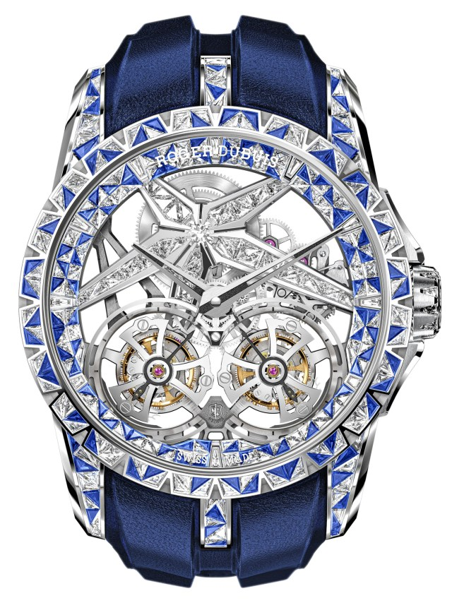 Roger Dubuis Excalibur Superbia Watch Is 'The Epitome Of Excess' Watch Releases