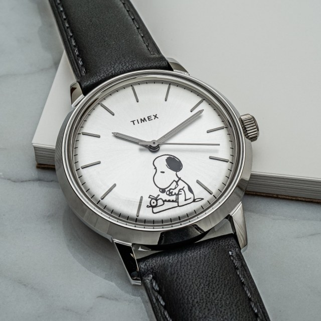 Hands On With The Timex X Peanuts 70th Anniversary Collection Hands-On