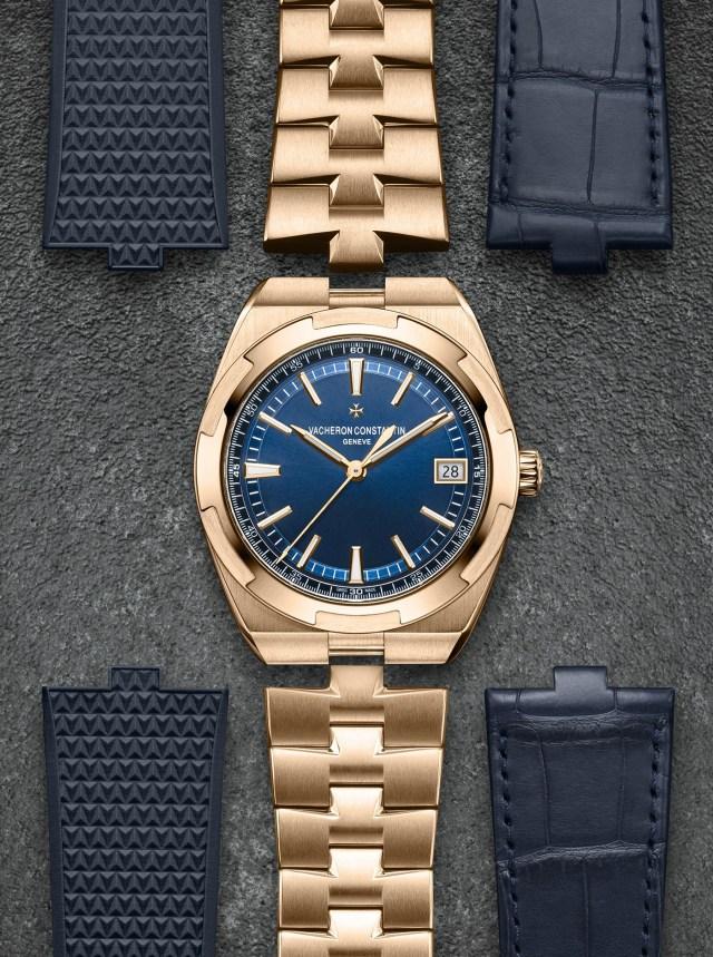 Vacheron Constantin Unveils Overseas Self-Winding In Pink Gold Watch Releases
