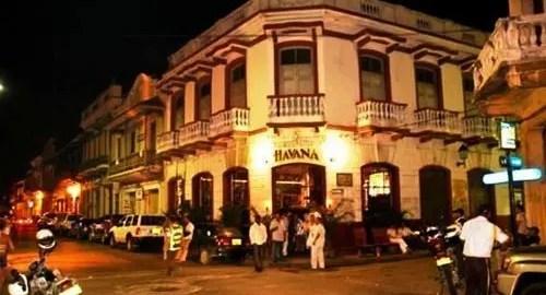 habana-002 Cafe Habana  -  Cartagena, Colombia Cartagena Colombia  Music Cartagena Bar