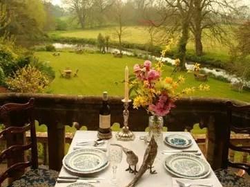 Glencot-House-04 Glencot House  -  Wookey Hole, Somerset, England UK West Country  Wookey Hole Wells UK Somerset Review Hotel