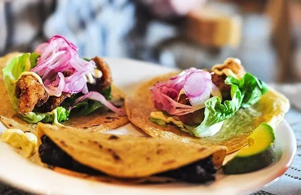 El-Parnita-006 El Parnita  -  Mexico City, Mexico Mexico Mexico DF  Vegetarian Friendly Vegetarian Tacos Roma Norte Mexico City Mexico Mexican Food