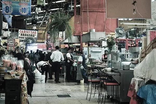 Mercado-de-San-Juan_-002 Mercado de San Juan Arcos de Bélen  -  Mexico City Mexico Mexico DF  Vegetarian Friendly Mexico City Mexico Mexican Food Food Market
