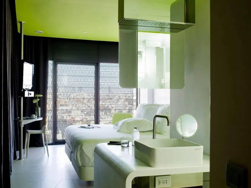 room deluxe 97 hotel barcelo raval21 50293 | Barceló Raval Hotel  –  Barcelona