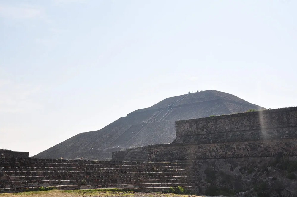Teotihuacan_029 Teotihuacan  -  Mexico Mexico Mexico DF  Toltec Mexico City Mexico Maya Aztec