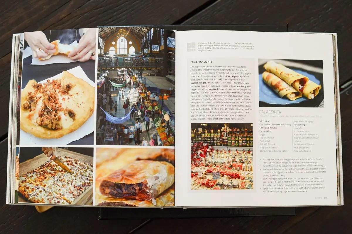 Book World Atlas Street Food 015 | Book