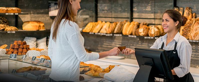 caisse enregistreuse boulangerie