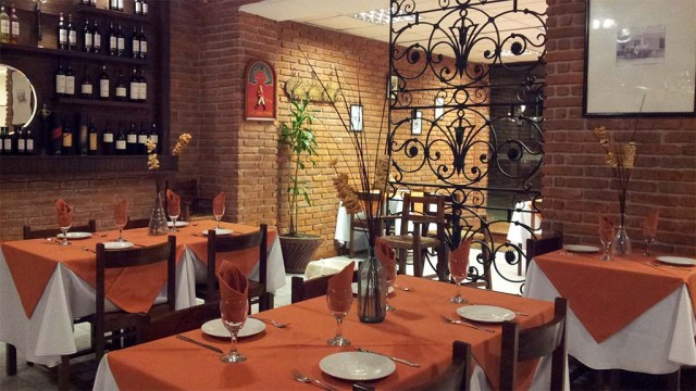 Restaurant Los Charrúas