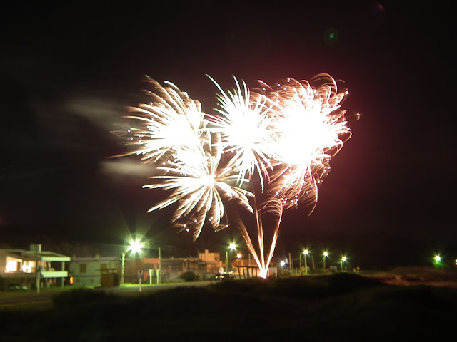 X-Mas Feuerwerk