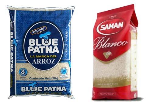 Uruguay Reis - Blue Patna und Saman