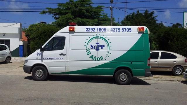 Krankenwagen von SAPP