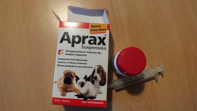 Entwurmungsmittel für Katzen- und Hundekinder