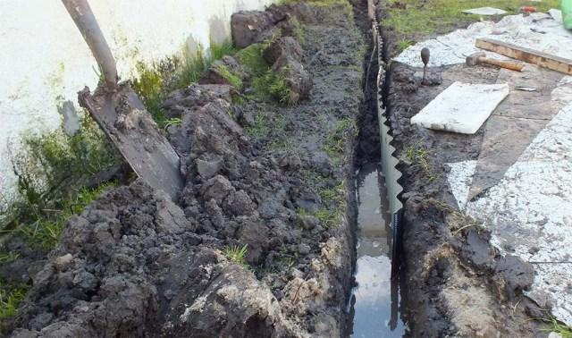 Unser Boden - Lehm und Wasser