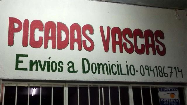 Picadas Vascas - Baskisches Restaurant in Las Tosacs