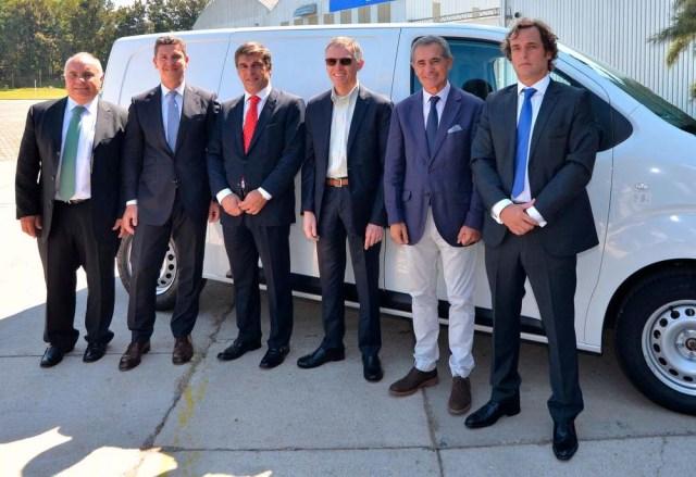 PSA montiert zusammen mit Partnern demnächst in Uruguay leichte Nutzfahrzeuge für den lateinamerikanischen Markt.