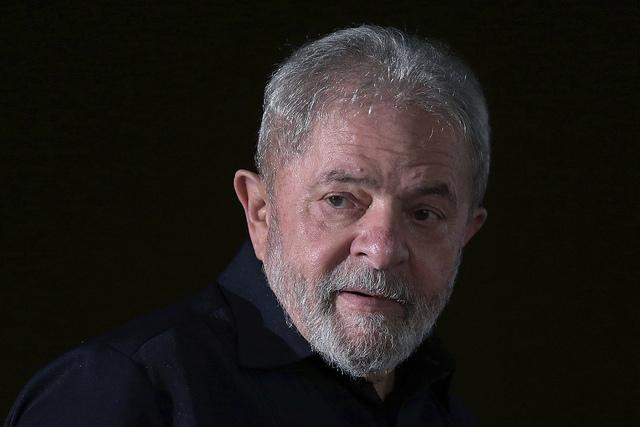 Opfer politischer Verfolgung? Luiz Inácio Lula da Silva, Ex-Präsident von Brasilien