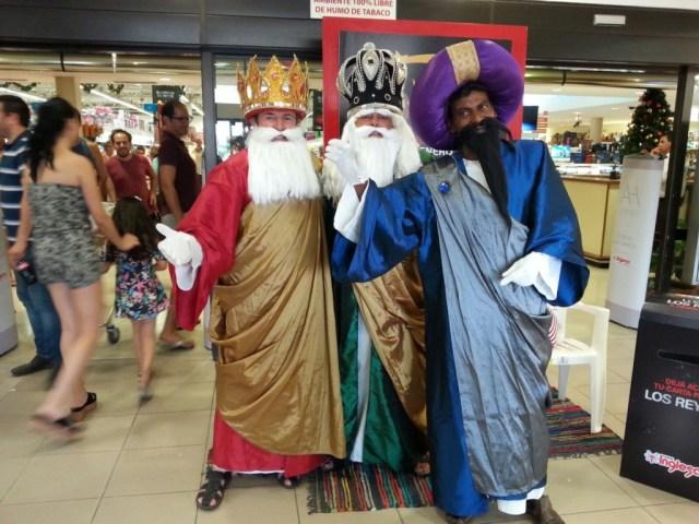 Die Heiligen 3 Könige bei Tienda Inglesa Atlántida