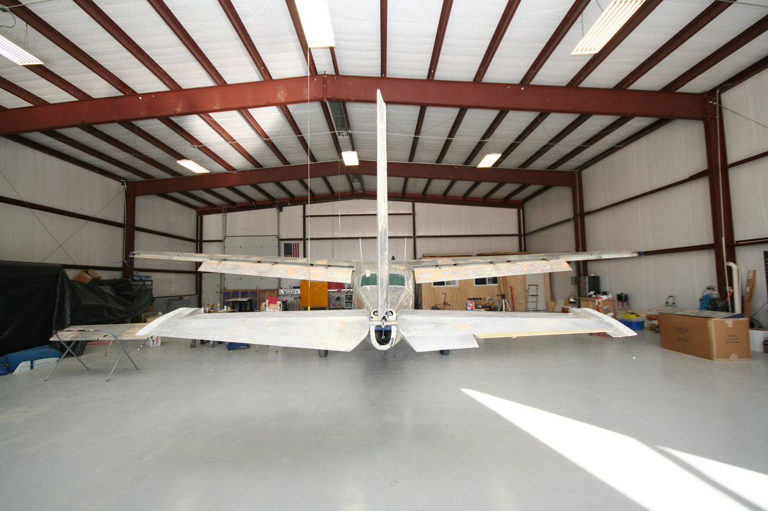 Our Paint Shop and Hangars   Abnavis Aviation Abnavis Aviation   108 Boerne Stage Airfield  Boerne  Texas 78006