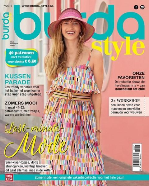 Burda Style 2019/07