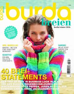 Burda breien herfst winter 2016