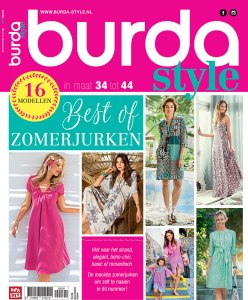 burda best of zomerjurken