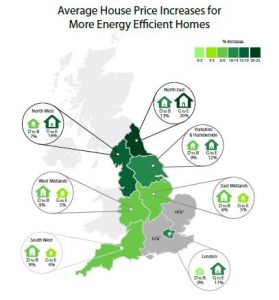 Increase house price with improved energy efficiency - Abode Heat