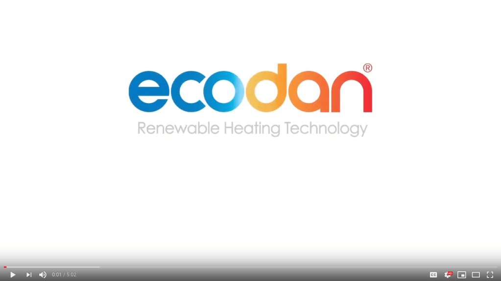 George Clarke introduces the Mitsubishi Electric Ecodan Air Source Heat Pumps - Abode