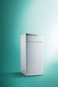 Vaillant Flexitherm Ground Source Heat Pump - supplied by Abode, the home of renewable heat