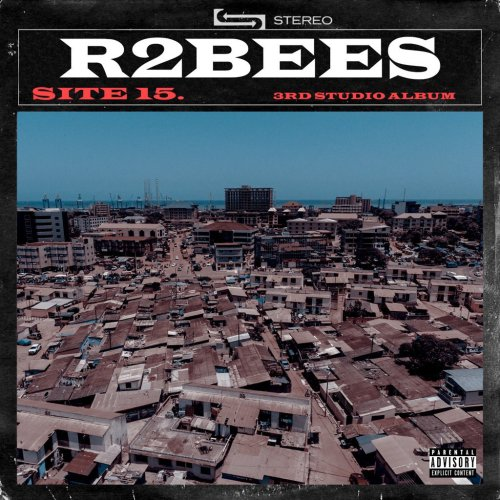 Download R2Bees We Dey Vibe Mp3 Audio