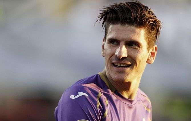 Mario Gomez pode estar de saída da Fiorentina