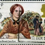 Charlotte Bront : Jane Eyre. Timbre Angleterre.