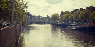 Dublin, River Liffey