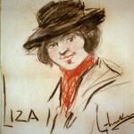 Eliza Doolittle by George Luks 1908
