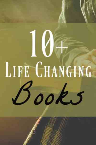 Life changing books