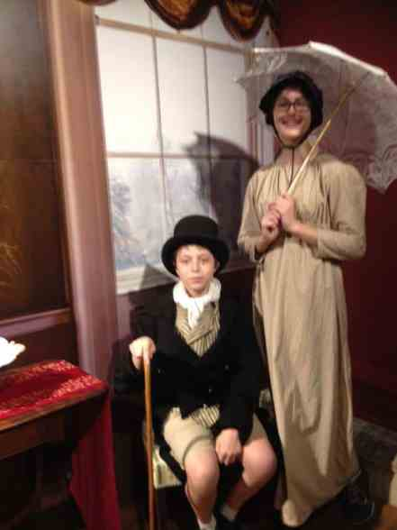 Jane Austen Centre day trip to Bath
