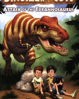 Dinosaur Cove Attack of the Tyrannosaurus – Book Review