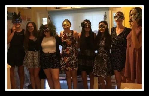 murder mystery birthday party