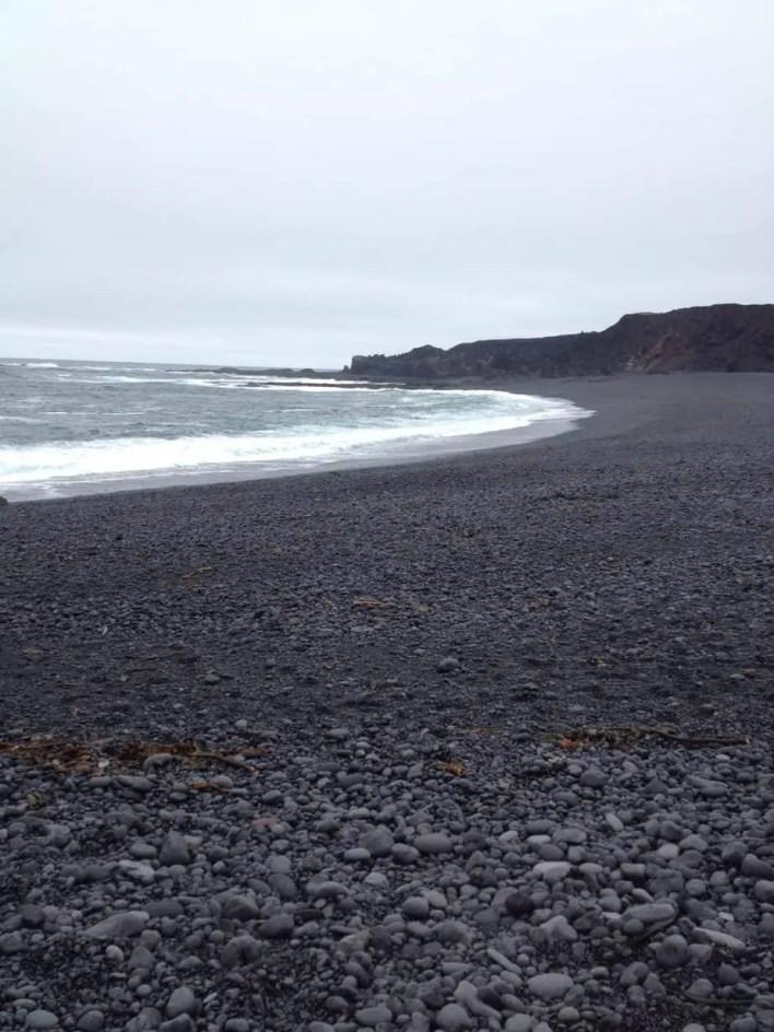 Black Beach Iceland Stop Over