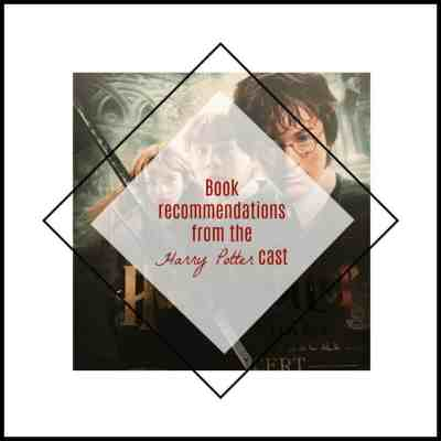 What Harry Potter Reads ~ Book Recommendations from the Cast