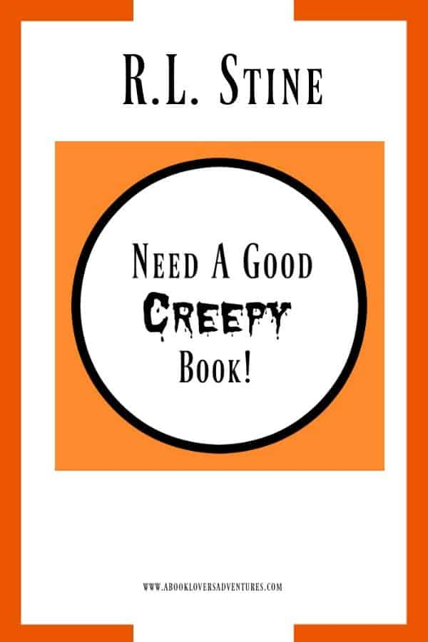 RL Stine Creepy Book