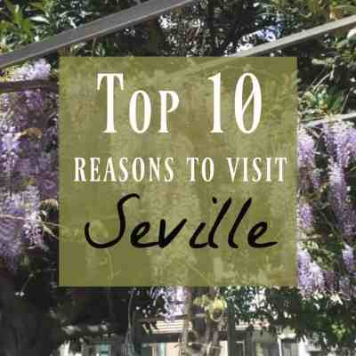 10 Favorite Things to Do in Seville Spain