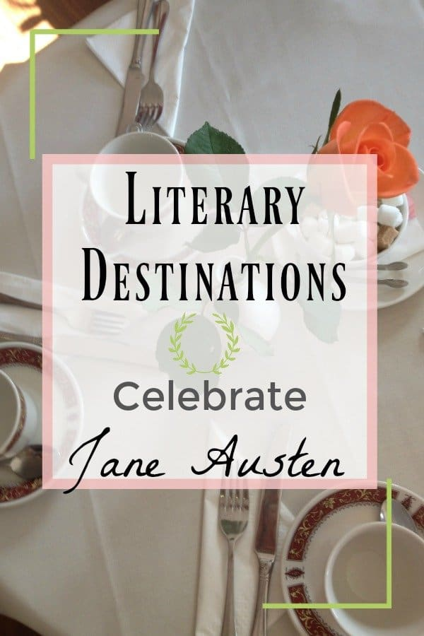 Literary Destinations