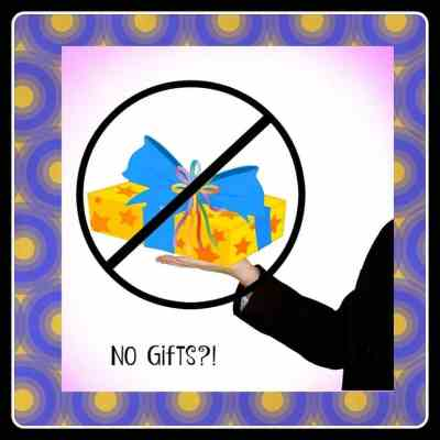 No Christmas Gifts?! Why we Went Rogue Last Year!