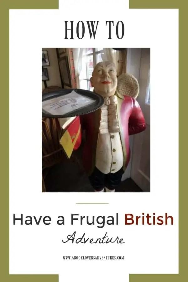 Frugal British Adventure